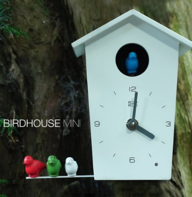 Mini Birdhouse W