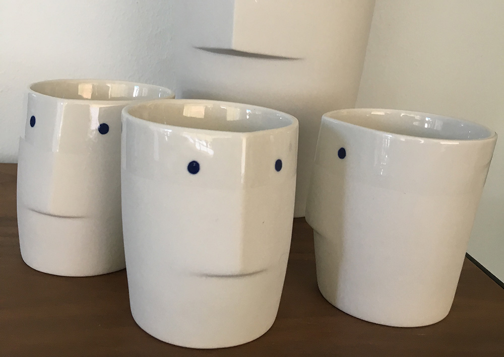 Facecup Beker Set