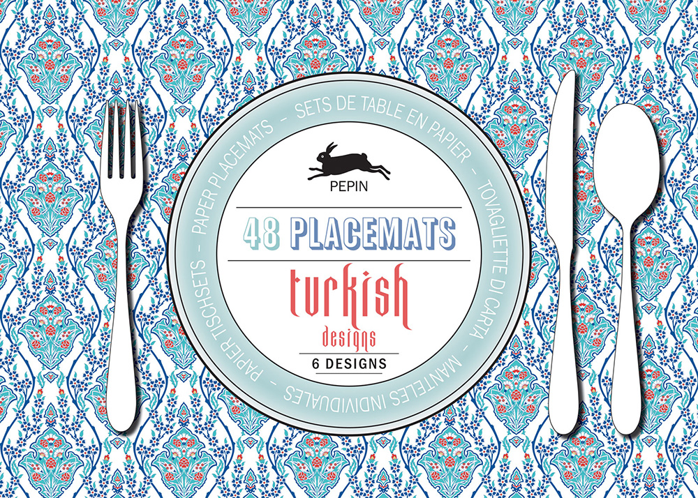 Pepin Press Turkish Designs