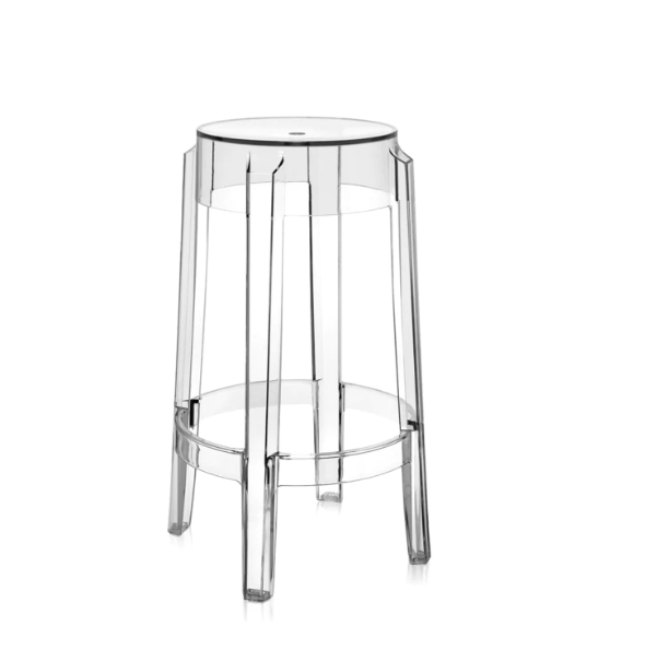 Kartell Charles Ghost Medium Helder