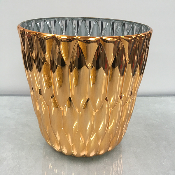 Kartell Jelly Koper Metallic
