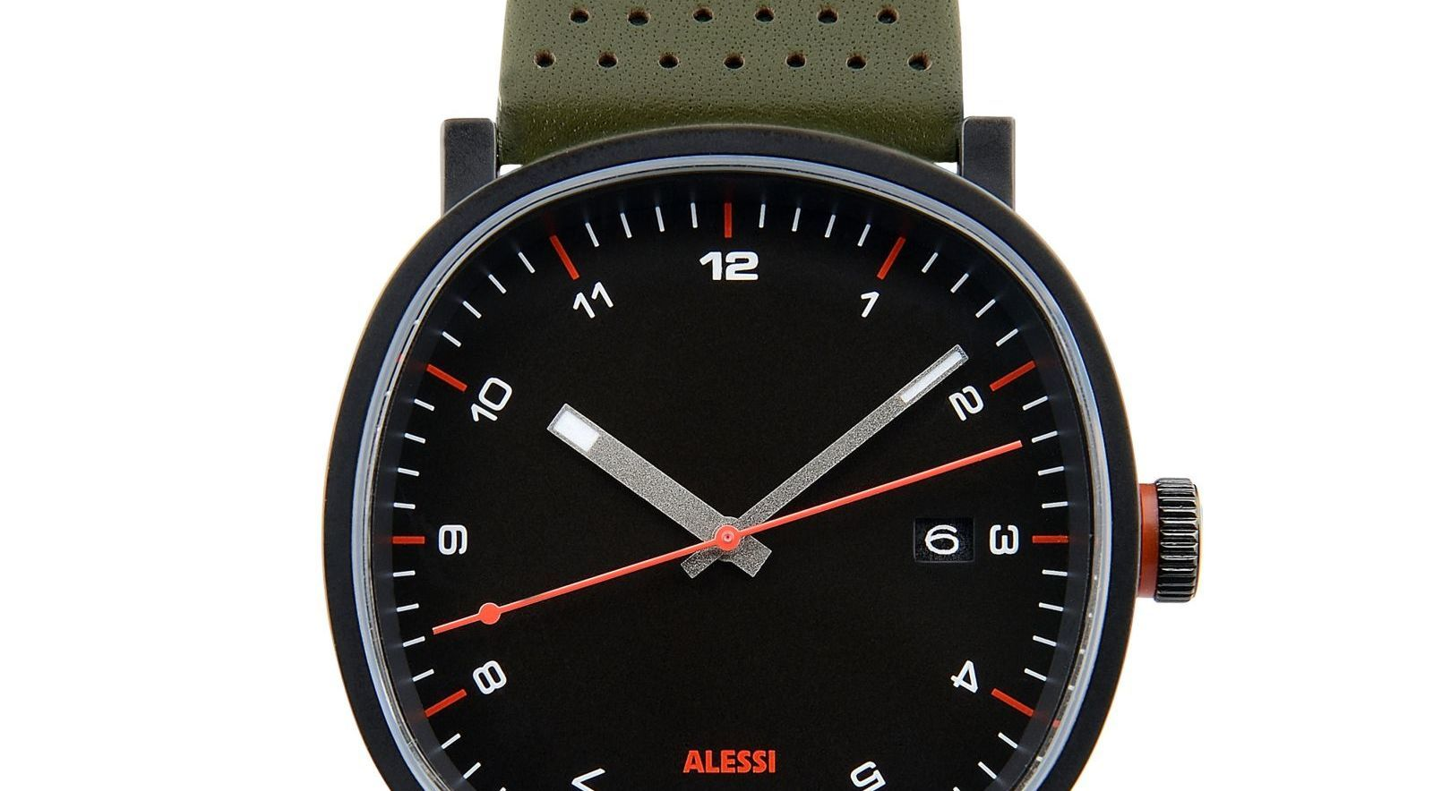 Alessi TIC15,WRIST WATCH
